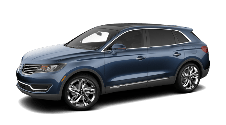 2018 Lincoln MKX Reserve Crossover